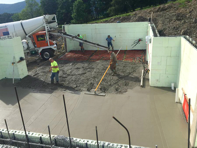 Radiant Heat Foundation